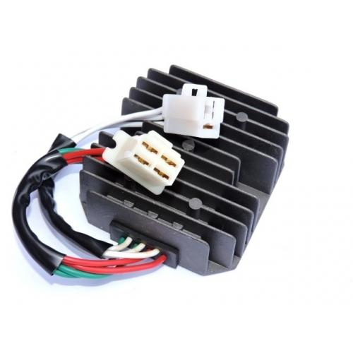 REGULATOR 7 wires - CHINA 4T 125 , KYMCO ATV