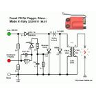 CDI -  PIAGGIO AC, LC 2T 50CC