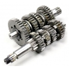 Gearbox AM6 MOTOR - APRILIA RS, BETA, FANTIC, YAMAHA TZR, MBK, PEUGEOT AM6