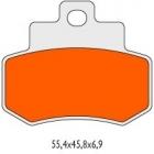 BRAKE PADS - KYMCO GRAND DINK 250, MXU, MAXXER