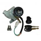 Ignition switch - APRILIA SCARABEO ENGINE ROTAX 125x150x200