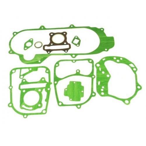 GASKET SET COMPLETE CHINAxKYMCO 4T 47MM 70CC - TYP 669 BELT L=40CM