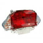 TAILLIGHT ASSY - WHITE TURN SIGNAL LENS - E-MARKED - KYMCO FILLY, BAOTIAN
