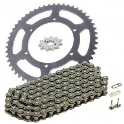 Chain & Sprocket Set AFAM Aprilia SX 50 Racing '12-'13
