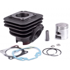 CYLINDER KIT 50CC PIN 10MM - HONDA LEAD 50, SH50  AN 84-96