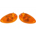 INDICATOR LIGHT COMPLETE FRONT LEFT-RIGHT - PIAGGIO LIBERTY