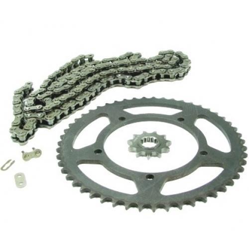 Chain & Sprocket Set AFAM Aprilia RX Racing 50 '02-'05