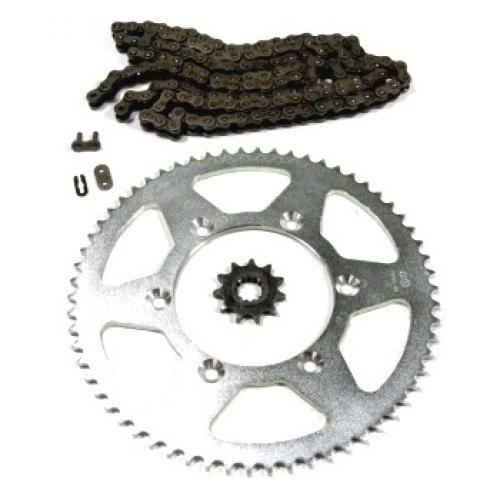 Chain & Sprocket Set AFAM CPI SX 50 '06-'09
