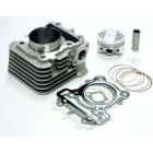 CYLINDER KIT Big bore Size: 58.5x57.9 (155.6cc) - YAMAHA NEW MIO 115