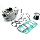 CYLINDER KIT Big bore size 58x54.5(144CC) - APRILIA RS 125