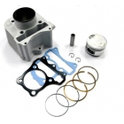CYLINDER KIT Original Size: 53.5x55.2 (125cc) - Suzuki Address (4V) V125G*