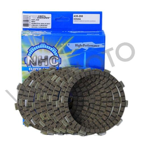 CLUTCH FRICT. - HONDA CB600F / CBR600F / 900RR - SUZUKI GSXR600